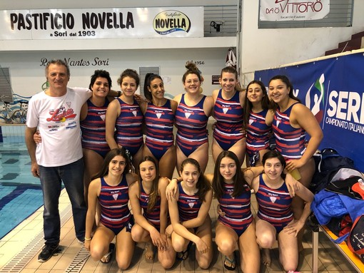 Pallanuoto: Sori-Locatelli 9-3
