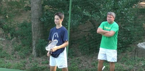 La preparazione atletica della Lubrano Tennis  Academy parla argentino