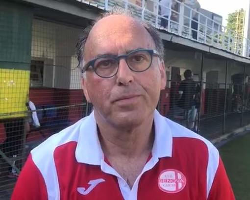 VIDEO/BEPPE MAISANO dopo Genova-Ligorna 0-3