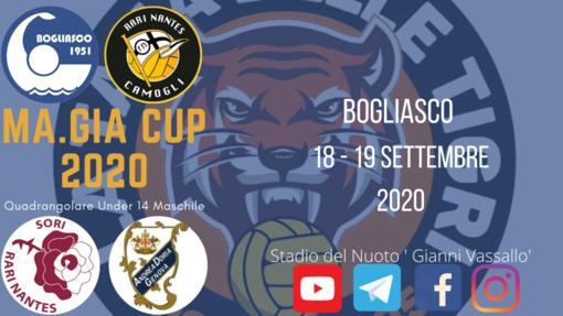 PALLANUOTO Ma. Gia Cup 2020