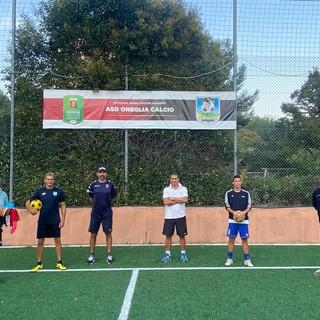 Oneglia Calcio e Genoa CFC Academy a lavoro mercoledì 25 novembre