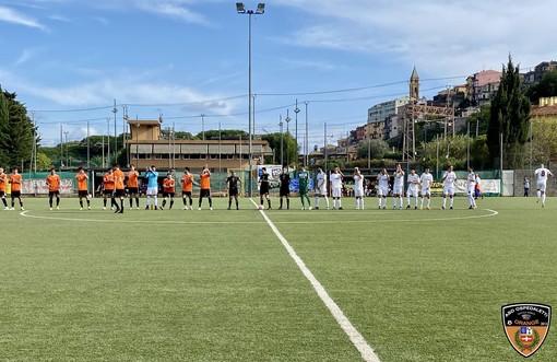 ECCELLENZA L'Ospedaletti cade di misura nel derby con il Ventimiglia