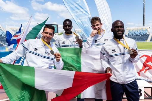 Mondiali VIRTUS, l'Italia chiude la manifestazione con 17 medaglie