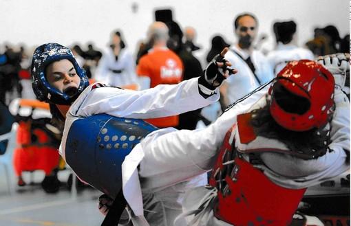 Taekwondo, medaglie per la liguria da Friedrichshafen e Martano
