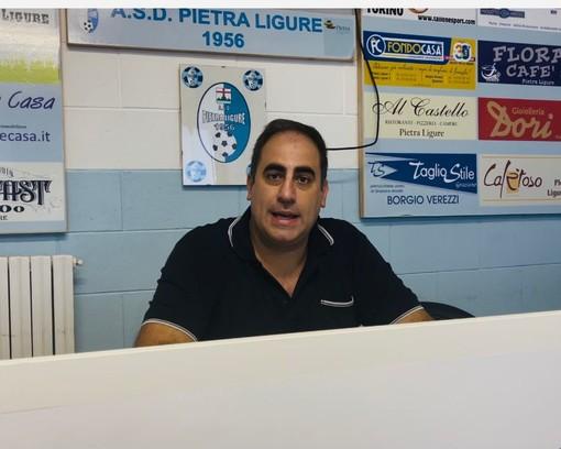 ECCELLENZA/Pietra Ligure-Ventimiglia: l'intervista a Mario Pisano