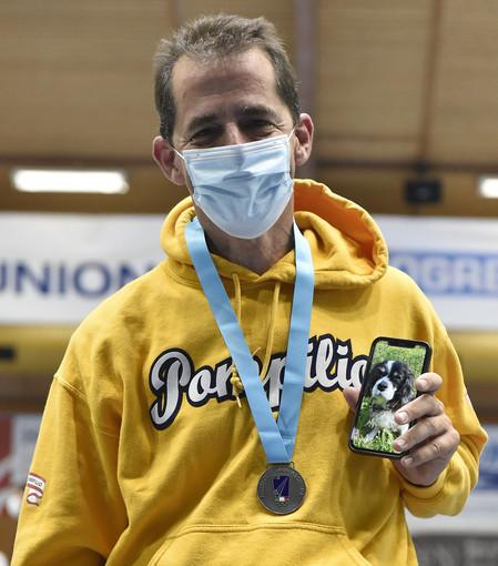 SCHERMA Claudio Pirani argento ai Campionati Italiani Master