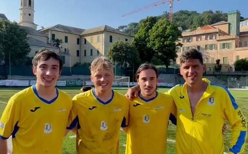 VIDEO/PASTORINO, BABLYUK, DURANTE E ALESSI dopo Finale-Cairese 2-1