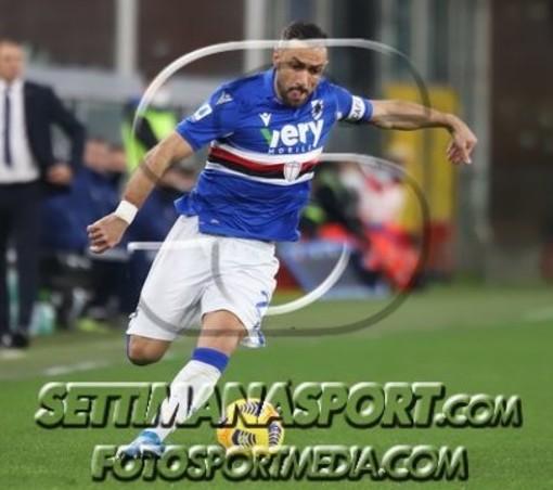 Sampdoria: Fabio Quagliarella festeggia le 500 presenze in A