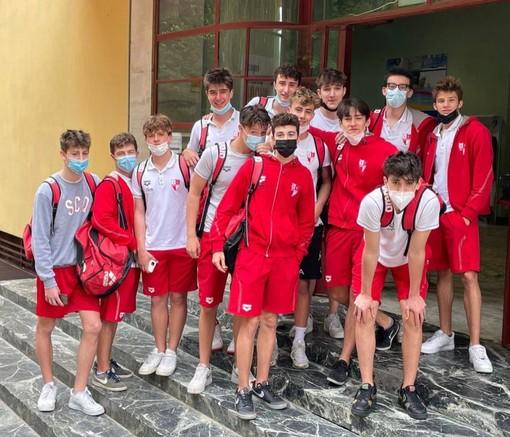 PALLANUOTO/QUINTO Under 16A, è semifinale: Camogli battuto 11-3