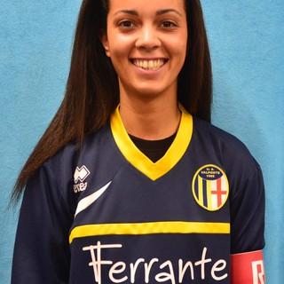 Roberta Maranini e i 100 gol con la casacca della Valponte