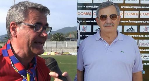 VERSO SESTRI-LAVAGNESE Intervista doppia a Stefano Risaliti e Stefano Compagnoni