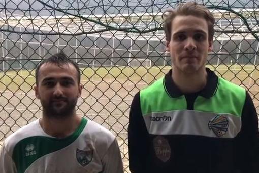 VIDEO - Val d'Aveto-Rupinaro 0-1, intervista doppia Rahmani-Cordano