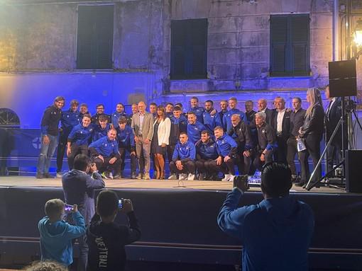 CALCIO A 5/La presentazione della Sampdoria Futsal
