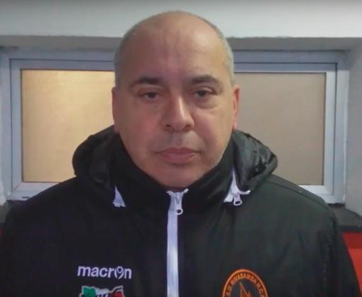 VIDEO Genova Calcio-Rivasamba, il commento di Agostino Bregante