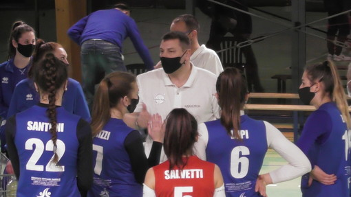 Pallavolo - Convincente la partenza del Lunezia in Serie C femminile