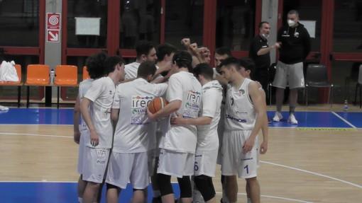 Basket - La Tarros Spezia torna alla vittoria polverizzando l'Olimpia Legnaia