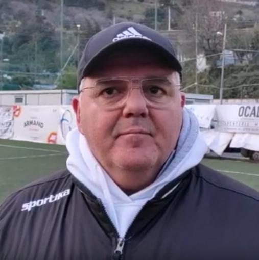 VIDEO Sestrese-Praese, il commento di Corrado Schiazza