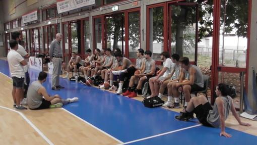 Basket - La Tarros Spezia verso Saronno