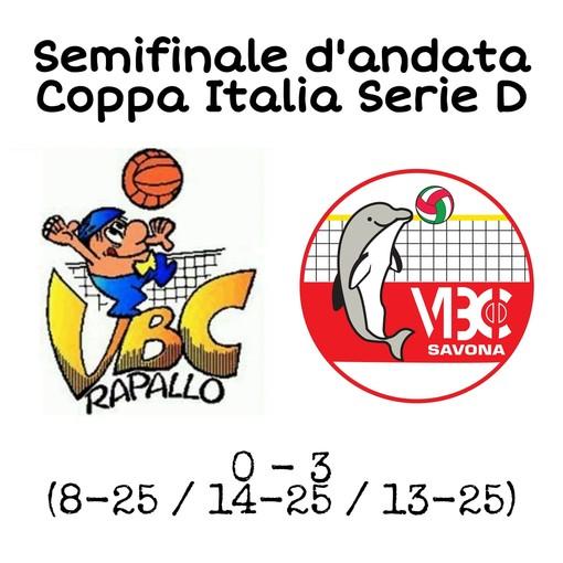 VOLLEY Semifinale d'andata vittoriosa per il VBC Savona