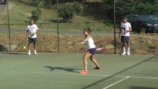Tennis - Jasmine Paolini a San Venerio di ritorno dalle Olimpiadi