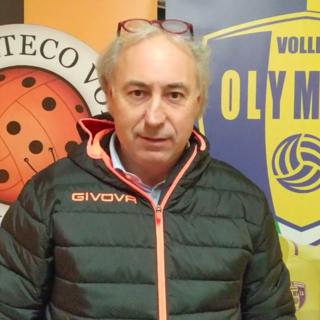 VOLLEY Il bilancio della stagione Olympia&Serteco e gli auguri del patron Giorgio Parodi