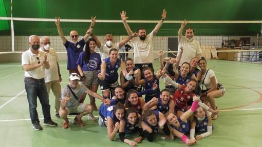 Pallavolo - Lunezia Volley matematicamente di nuovo in Serie B