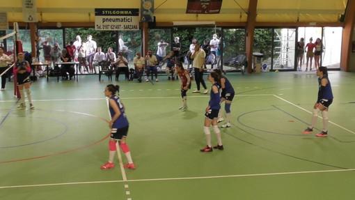 Pallavolo - Il Lunezia Volley si aggiudica lo scontro fra seconde