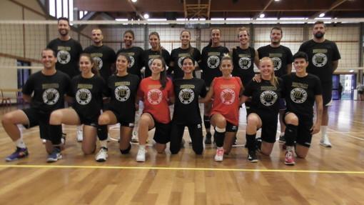 Pallavolo - Torneo ad Albisola per la Matec Group Spezia al gran lavoro