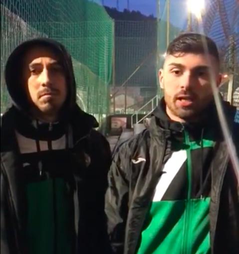 VIDEO Baiardo-Ospedaletti, il commento di Denis Provenzano e Luca Ungaro