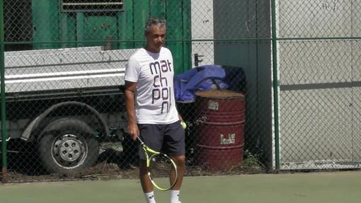 """Tennis - Ok la """"2 giorni"""" di Jasmine Paolini e Renzo Furlan alla Spezia"""