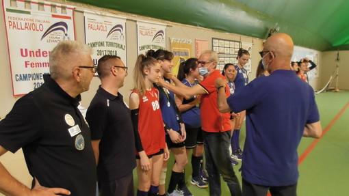 Pallavolo - Conosciamo le marziane dell' Under 15 del Lunezia Volley