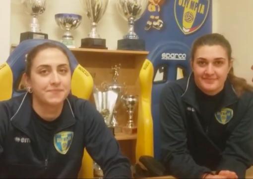 VIDEO B2: il commento di Silvia Antonaci e Anna Parodi della PSA Olympia