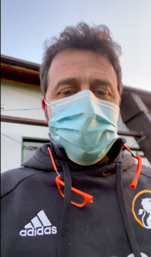 VIDEO VOLLEY Gli auguri di coach Alessandro Licata alla PSA Olympia