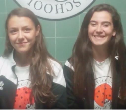 VIDEO Le parole di Martina De Marco e Ilaria Pilato in vista dell'esordio della Serteco