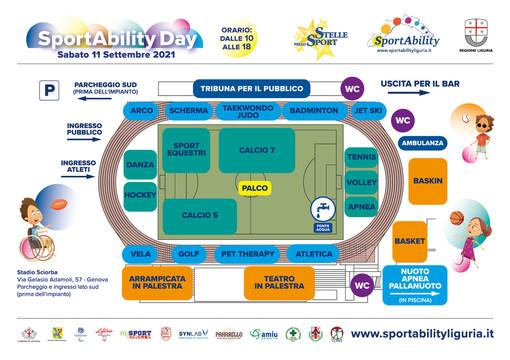 """Sabato alla Sciorba lo SportAbility Day con il primo derby Genoa-Samp di calcio femminile """"special"""""""