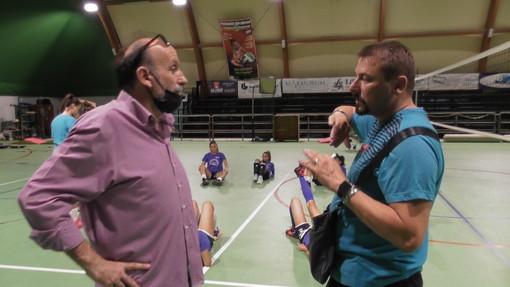 Pallavolo - Partita la preparazione del Lunezia al campionato di Serie B2