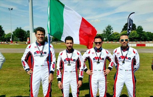 Comunicato stampa pista kart PG Corse luglio 2021