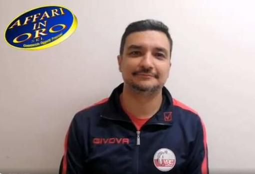 VIDEO/ VBC SAVONA Le parole di coach Giordano Siccardi al termine dell'incontro