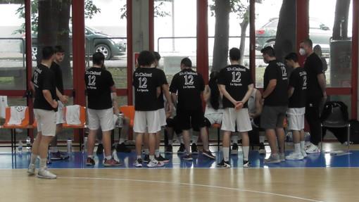 Basket - Rallenta una Tarros Spezia battuta a domicilio dall'Agliana