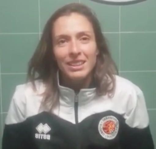 VIDEO Intervista a Tatiana Cafasso, vice allenatrice della Serteco in Serie D