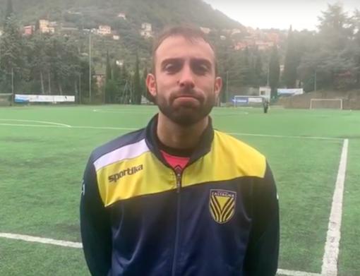 VIDEO Vecchio Castagna-Crocefieschi, il commento di Daniele Miggiano