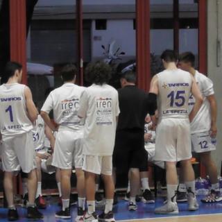 Basket - Nulla da fare per la Tarros Spezia a Saronno