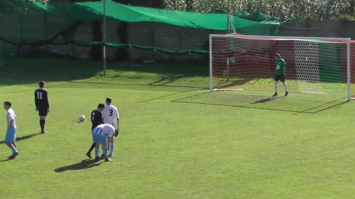Calcio - Il Magrazzurri torna alla vittoria contro il Valdivara 5 Terre