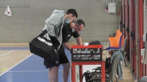 Basket - La Tarros Spezia cerca il 3-0 sull'Endiasfalti Agliana al Palasprint