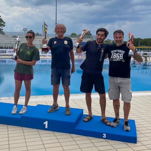 Tuffi Master: Nuotatori Genovesi sul tetto d'Italia per l'undicesima volta