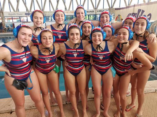 PALLANUOTO Serie A2 femminile Rapallo PN-US Luca Locatelli Genova