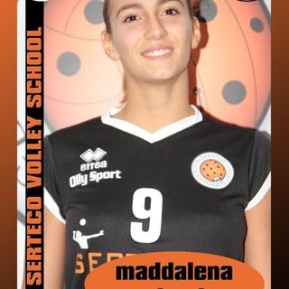 SERTECO Un altro anno in arancionero per Maddalena Piazzi