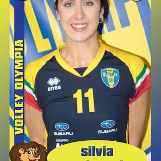 PSA OLYMPIA Arriva la riconferma anche per il vice capitano Silvia Antonaci