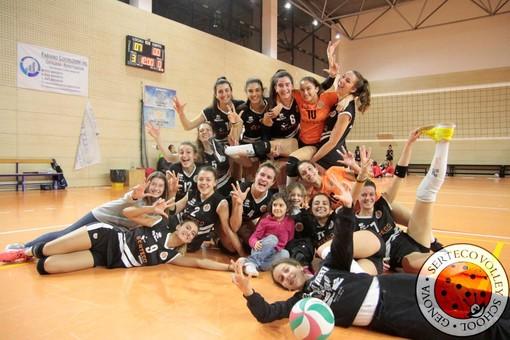 Seconda vittoria consecutiva per Serteco che regola 3-0 Libellula Area Bra