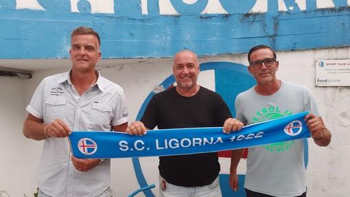 LIGORNA Torna in panchina Luca Monteforte